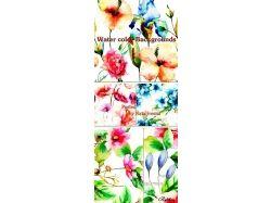Красивые цветы рисунки 2