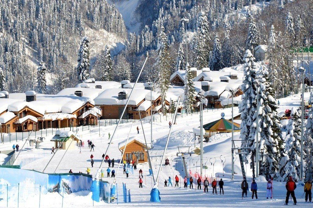 Отели в сочи для отдыха зимой