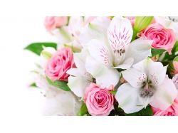 Красивые цветы с днем рождения 2