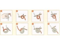 Техника вязания крючком фото