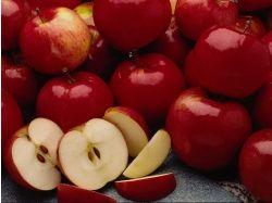 Обои на рабочий стол яблоки