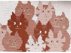 Жаккардовые рисунки для вязания спицами