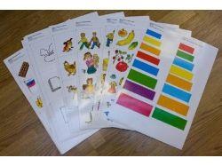 Картинки раздаточный материал для детей психологогический занятий 3