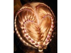 Плетение кос фотографии