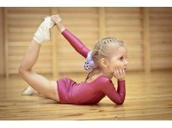 Гимнастика для детей до года картинки