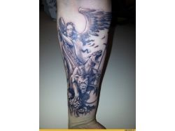 Прикольные рисунки тату 2