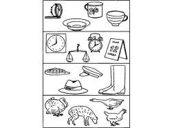 Картинки для детей употребление предлогов 5