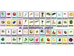 Овощи картинки для детей наглядный материал скачать 4