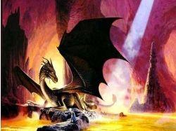 Картинки злых драконов красивые 1
