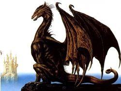 Картинки злых драконов красивые 2