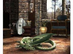 Картинки злых драконов красивые 3