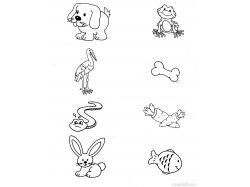 Раскраски для детей младшего возраста дошкольного возраста в картинках 6