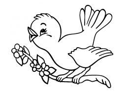 Скрапбукинг картинки птицы 5