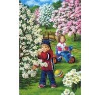 Картинки весна для детей | детское развитие 1