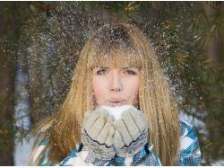 Красивые пейзажи зимы картинки 6