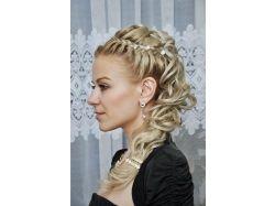 Плетение кос с пошаговым фото 6