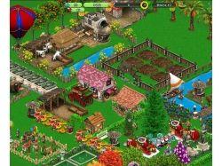Красивая картинка из игры зомби ферма 4
