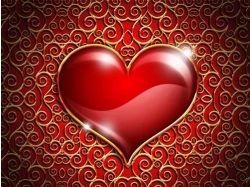 Очень красивые сердечки картинки 2