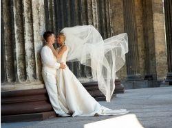 Обои свадьба на рабочий стол 1