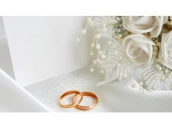 Обои свадьба на рабочий стол 4