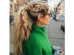 Фото красивое плетение кос 1