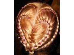 Фото красивое плетение кос 5