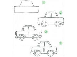Картинки для рисования точкками для детей 5