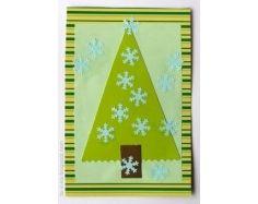 Новогодние открытки pop up 5