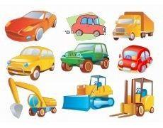 Специальный транспорт картинки для детей 1