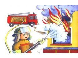 Поделки картинки по пожарной безопасности 5