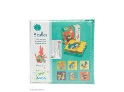 Картинки дети играют в старые кубики 4