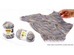 Схемы рисунков для вязания 5