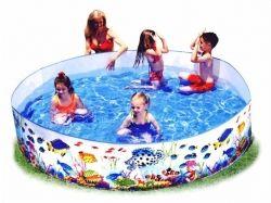 Горки в бассейне для детей картинки 3