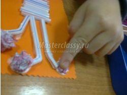 Цветы на открытки своими руками 6