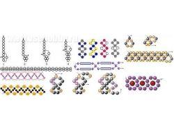 Образцы плетения золотых цепочек фото 2
