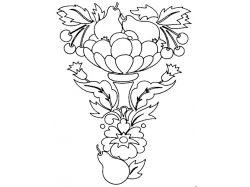 Картинка овощи в карзине для детей натюрморт 5