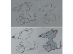 Картинки русалок для детей карандашом 2