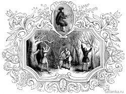 Резьба по дереву рисунки для стульев 4