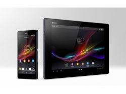 Обои sony tablet z 1