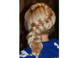Плетение кос обучение фото