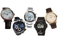 Мировые бренды часов