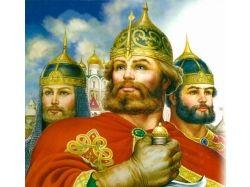 Богатыри земли русской картинки для детей