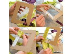 Сделать рамку для фото онлайн