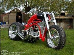 Мотоциклы кастом фото