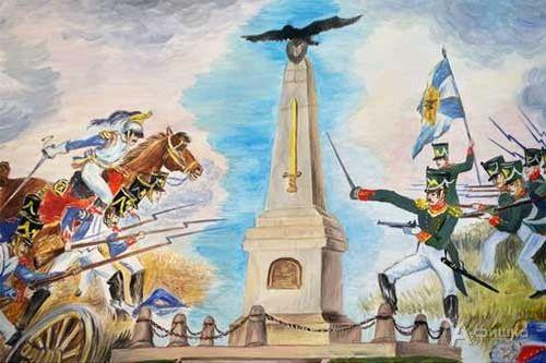 Отечественная война 1812 года картинки для детей