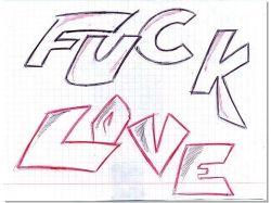 Любовь карандашом