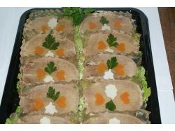 Банкетные блюда из рыбы с фото
