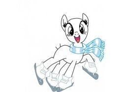Манекен пони 3