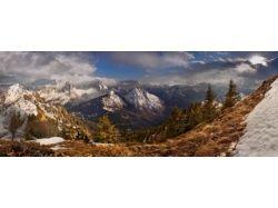 Природа панорамные фото