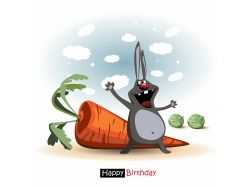 Креативные открытки на день рождения